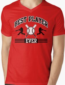 Best player ever Mens V-Neck T-Shirt