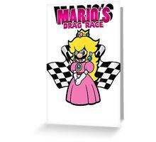 Drag Race Greeting Card