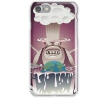 Cooked Planet iPhone Case/Skin