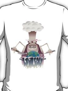 Cooked Planet T-Shirt