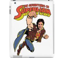 SuperHan  iPad Case/Skin