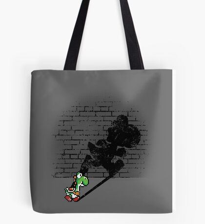 Becoming a Legend - Yoshi Tote Bag