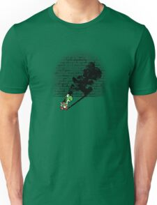 Becoming a Legend - Yoshi Unisex T-Shirt