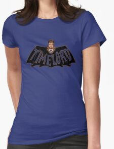 Timelord Doctor Who Womens Fitted T-Shirt
