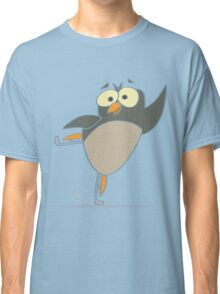 Penguin On Ice Classic T-Shirt