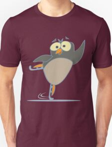 Penguin On Ice Unisex T-Shirt