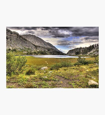 The Shores of Long Lake Photographic Print