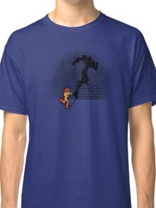 Becoming a Legend- Samus Aran Classic T-Shirt