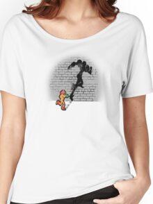 Becoming a Legend- Samus Aran Women's Relaxed Fit T-Shirt