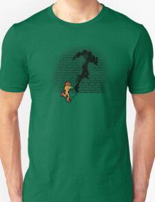Becoming a Legend- Samus Aran Unisex T-Shirt