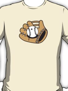 Cute Baseball mitt T-Shirt