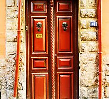 Orange or red by Nour Kasem