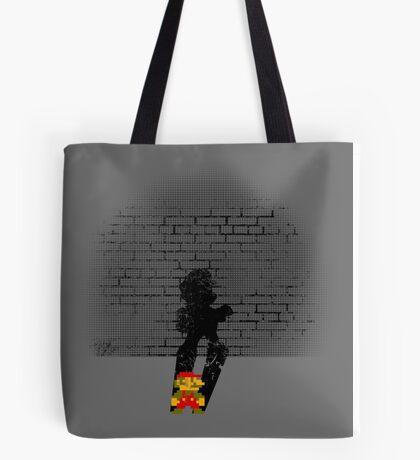 Becoming a Legend- Mario Tote Bag
