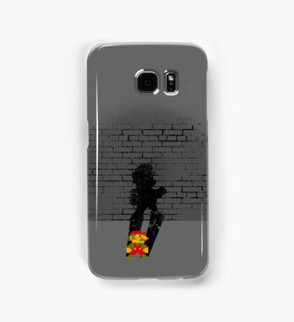 Becoming a Legend- Mario Samsung Galaxy Case/Skin