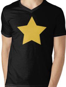 Mr. Universe Mens V-Neck T-Shirt