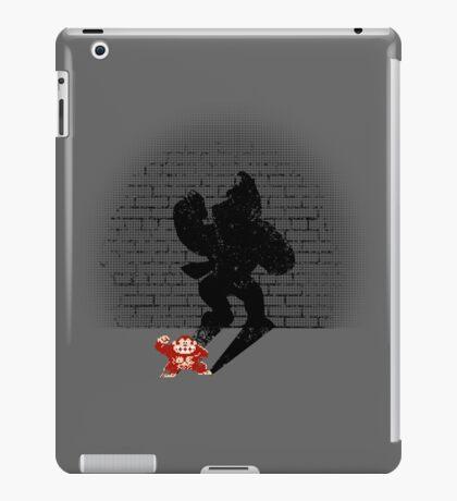 Becoming a Legend- Donkey Kong iPad Case/Skin