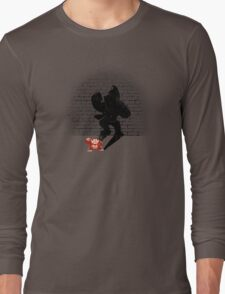 Becoming a Legend- Donkey Kong Long Sleeve T-Shirt