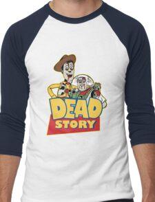 Dead Story Men's Baseball ¾ T-Shirt