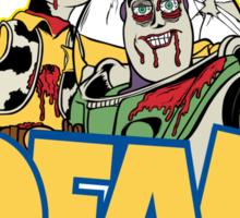 Dead Story Sticker