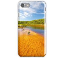 Thurra River - Croajingolong National Park - Victoria - Australia iPhone Case/Skin