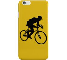 cyclisme cycle  cyclist iPhone Case/Skin