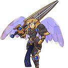 Battleborn Kayle by aninhat-t