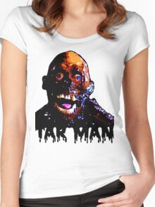 Tar Man Women's Fitted Scoop T-Shirt