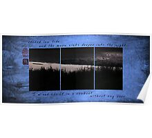 Record Low Tide Poster