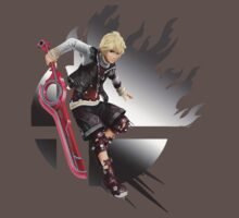 Super Smash Bros Alt. Shulk 3ds/wii u by ericau18