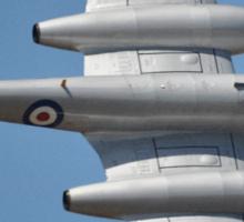 Meteor Flypast, Point Cook Airshow, Australia 2014 Sticker