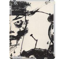 Bauhaus - Mask iPad Case/Skin