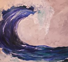The Humble Wave by Marci Hohner