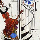 Stair Way to Heaven by Carol Berliner