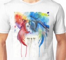 Give Me Love - Watercolor Unisex T-Shirt