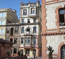 old istanbul by korniliak