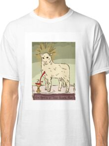 Adoration of the Mystic Lamb Classic T-Shirt