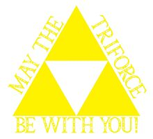 May the Tri force Be With You by choustore