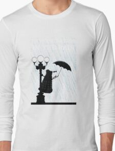 MusiKill in the Rain Long Sleeve T-Shirt