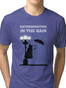 MusiKill in the Rain Tri-blend T-Shirt