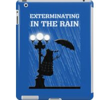 MusiKill in the Rain iPad Case/Skin