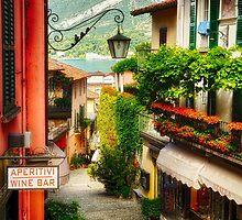 Bellagio Street by George Oze
