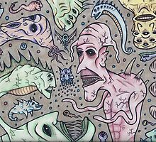 The Microcosm by Mike Moon