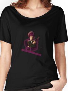 Professor Plum Women's Relaxed Fit T-Shirt