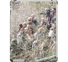 High Line, New York City's Elevated Garden and Park  iPad Case/Skin
