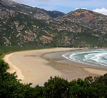 Wilsons Promontory - Victoria V by Dave Law