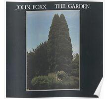 John Foxx - The Garden Poster