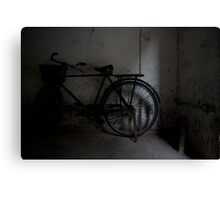 Beijing Bicycle Canvas Print