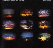 John Foxx - Torn Sunset by SUPERPOPSTORE