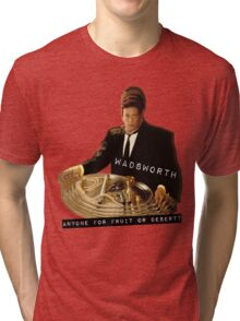 The Butler Wadsworth  Tri-blend T-Shirt