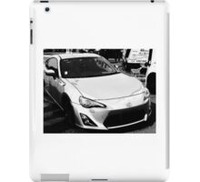 ft86 brz  iPad Case/Skin